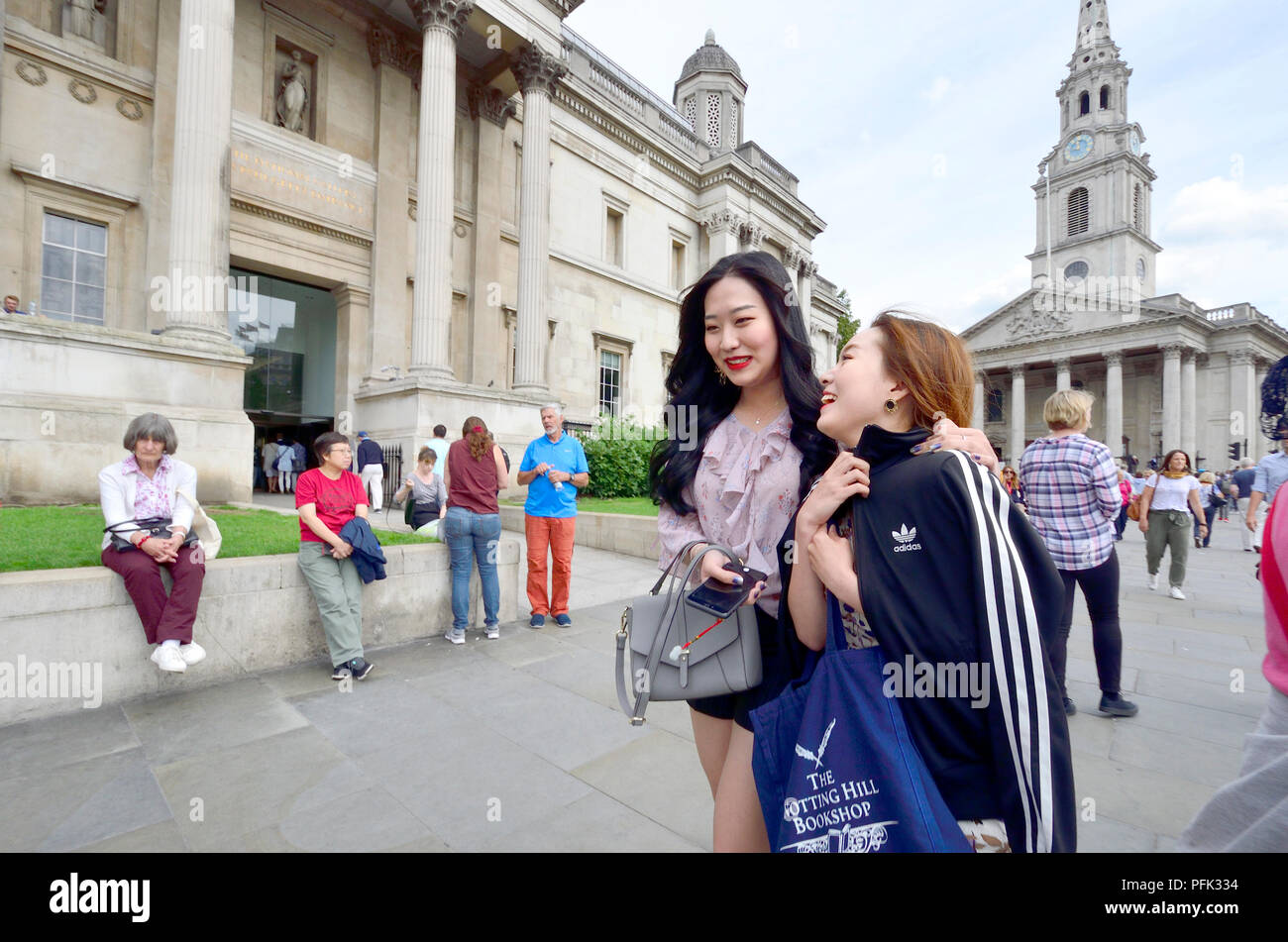 Japanese women in london