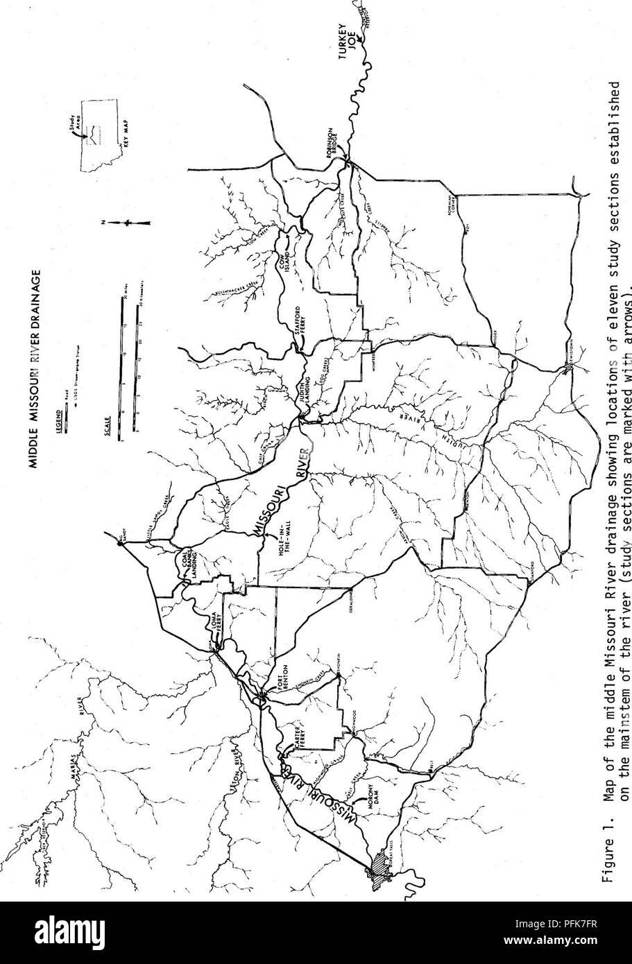 Fish Populations Of The Wild Scenic Missouri River Montana