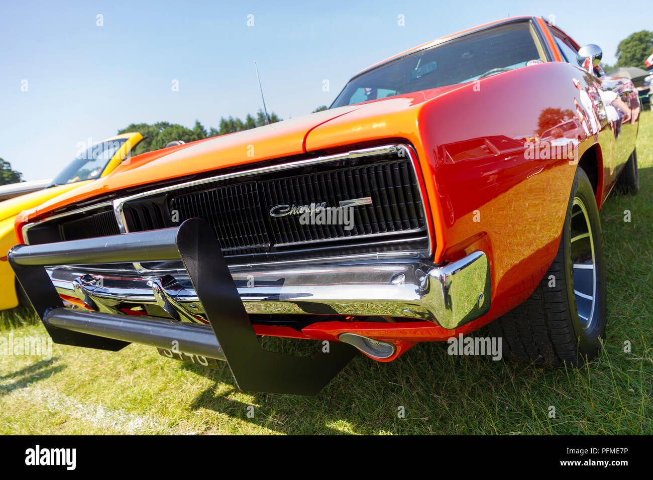 Dodge Charger - Stock Image