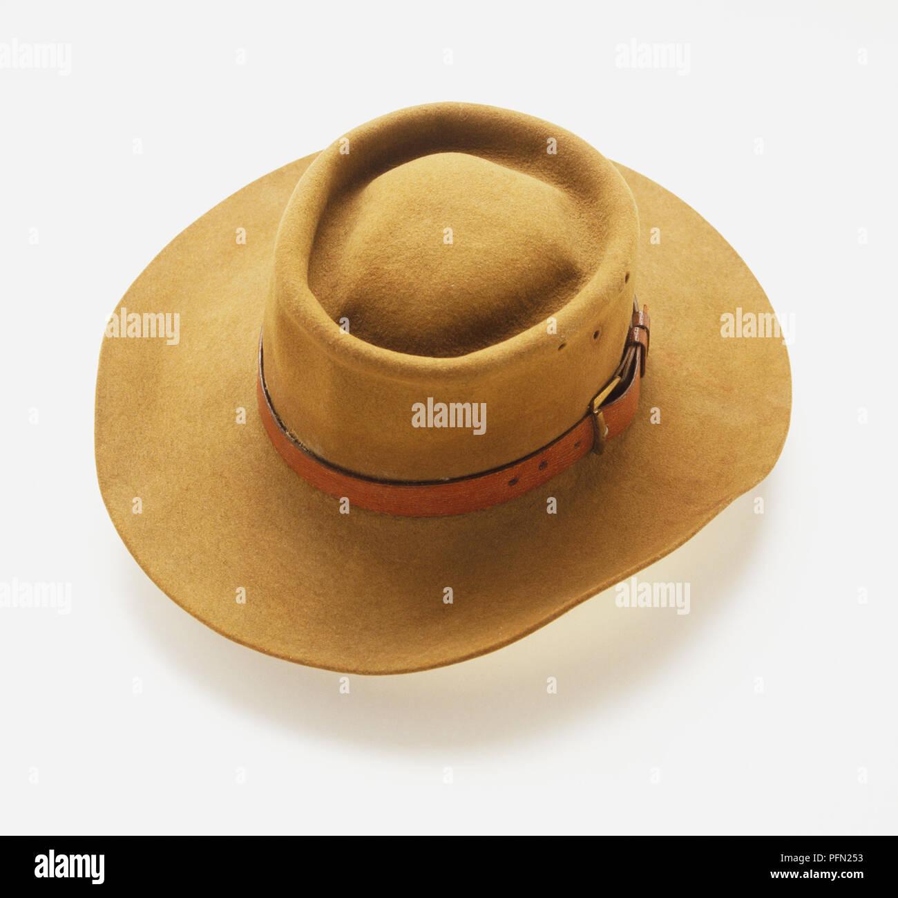 618c592e21 Australian Hat Stock Photos & Australian Hat Stock Images - Alamy