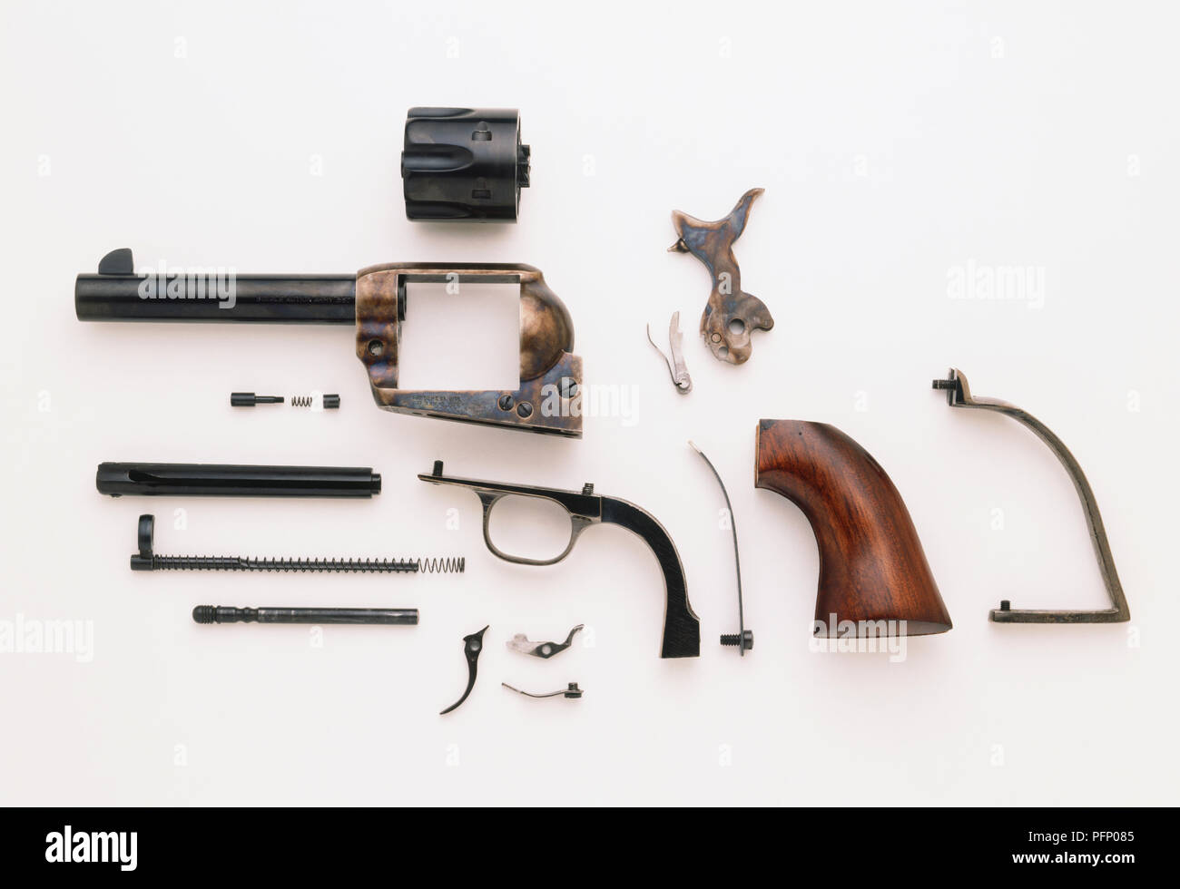 1873 Colt single-action Army revolver