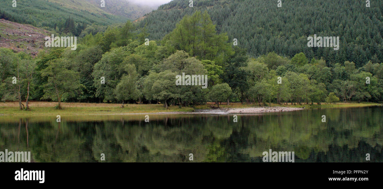 Glen Ogle - Stock Image