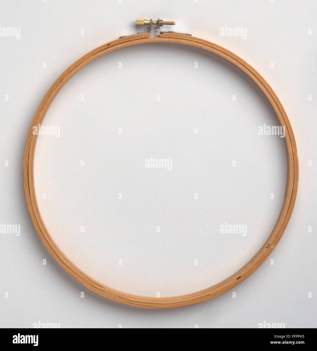 Embroidery hoop or tambour frame Stock Photo: 216244929 - Alamy