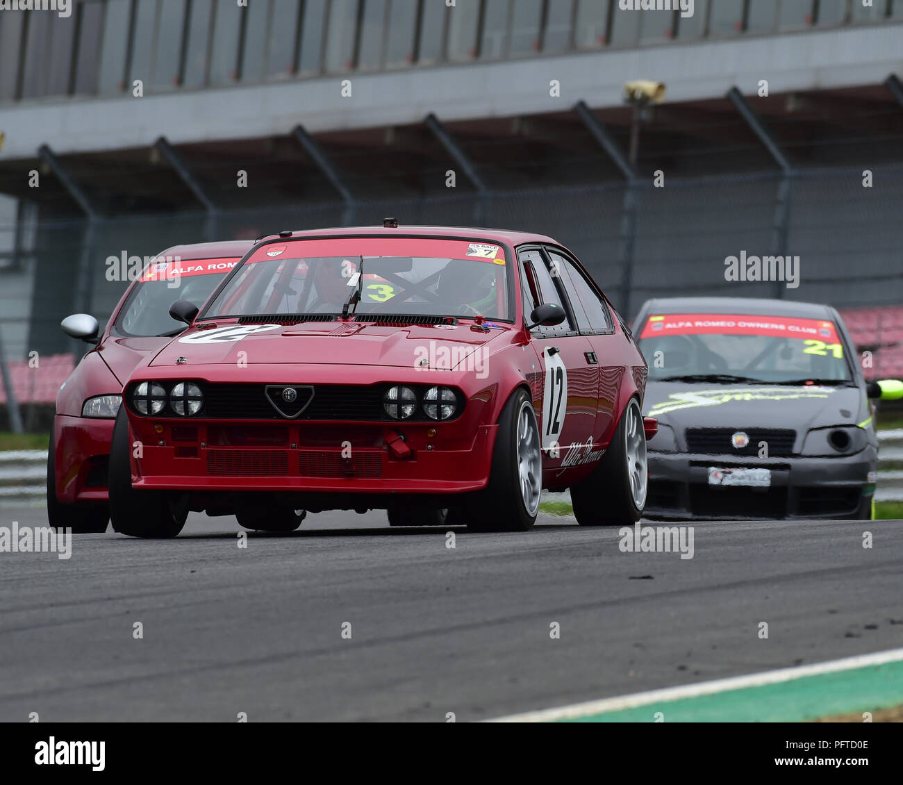 Alfa Romeo Gtv6 Stock Photos & Alfa Romeo Gtv6 Stock