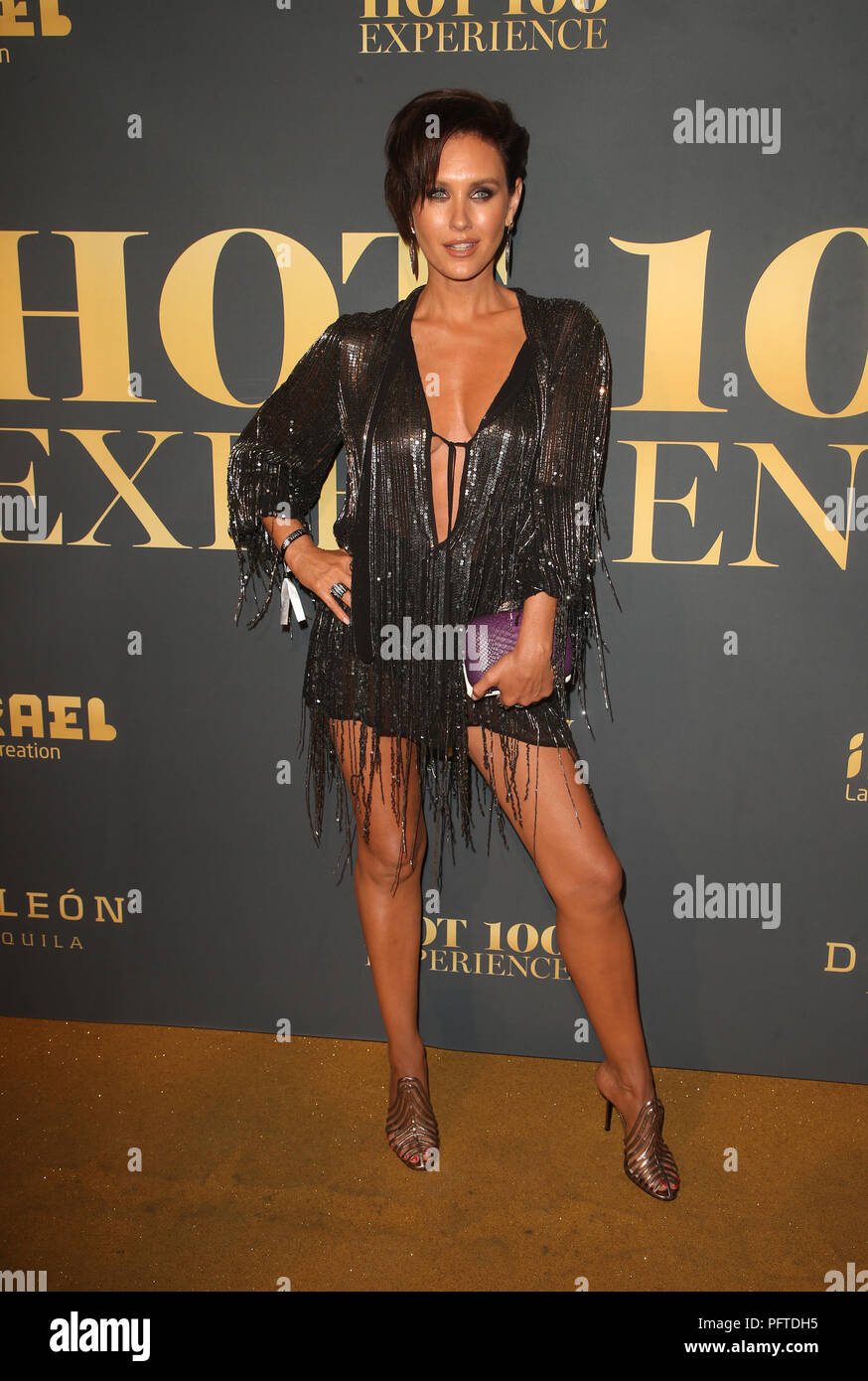 The Maxim Hot 100 Experience Featuring Nicky Whelan Where Hollywood California United States When 21 Jul 2018 Credit Fayesvision Wenn Com Stock Photo Alamy
