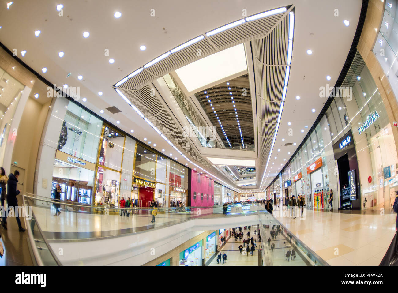 Shoppingmall High Resolution Stock Photography and Images - Alamy