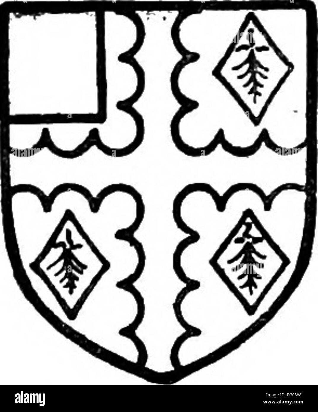 """. The Victoria history of the county of Lancaster;. Natural history. A HISTORY OF LANCASHIRE. Leigh, Gules a croa engrailed argent befween four lozenges ermine^ a canton or. descended like Orrell to Mr. Roger Leigh, of Hindley Hall, AspuU. The shares of the Billinge"""" and Winstanley*' families can- not be traced satisfactorily. One of the quarters of the manor was acquired by the family of Bankes of Winstan- ley.^' Thomas and John Winstan- ley and Thomas Bispham,"""" as landowners of Billinge and Winstanley, contributed to a subsidy levied about 1556. The freeholders in 1600 were : Ander - Stock Image"""