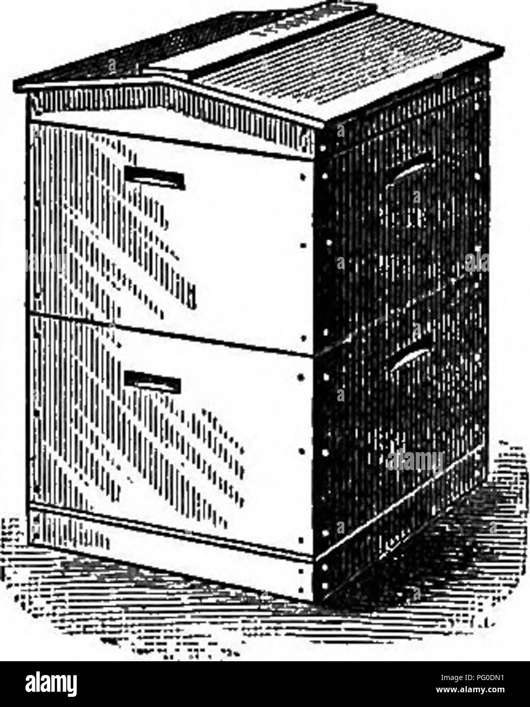 The national beekeeper's directory, containing a classified