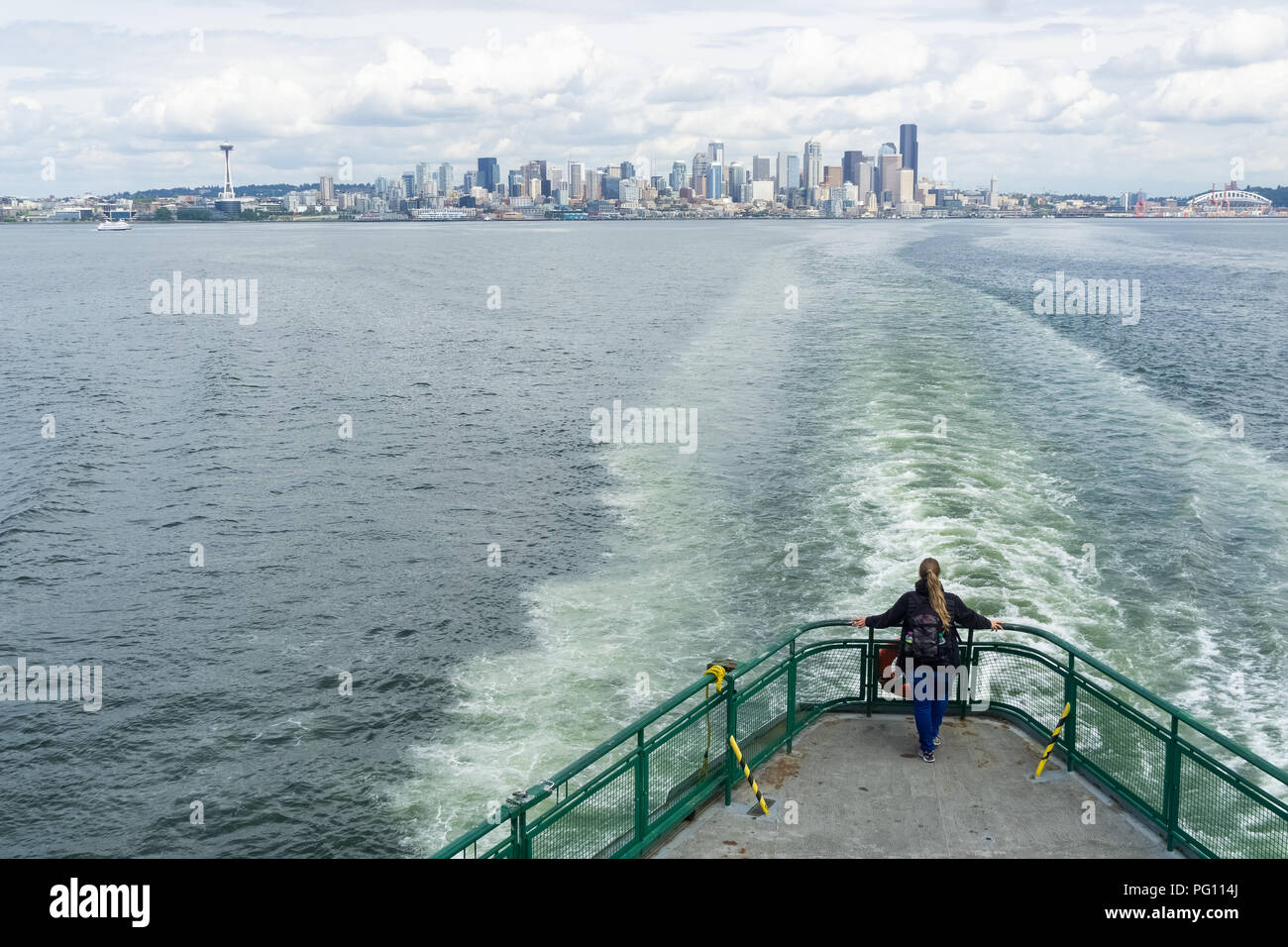 how to get to bainbridge island from seattle