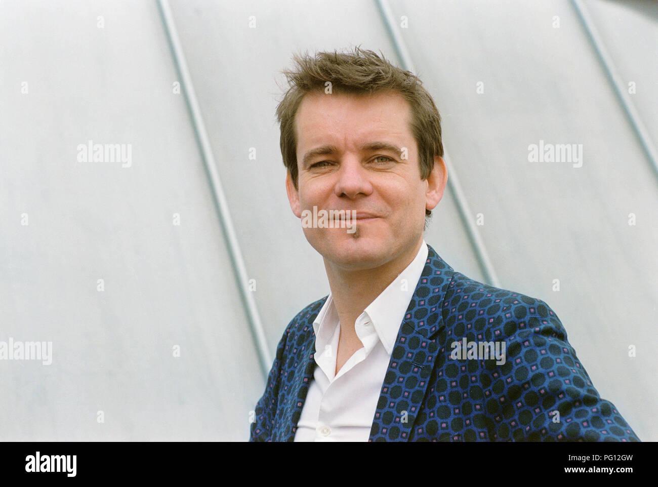 Bart Moeyaert (Children's Book Author - Flanders) - 03/16/2010 - Stock Image