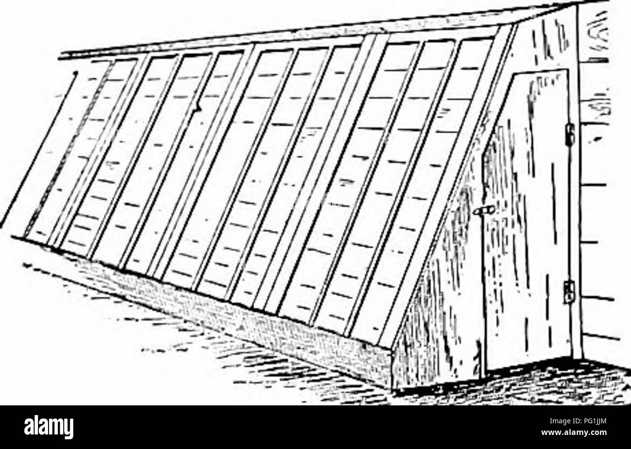 Cold Frame Growing Black and White Stock Photos & Images - Alamy