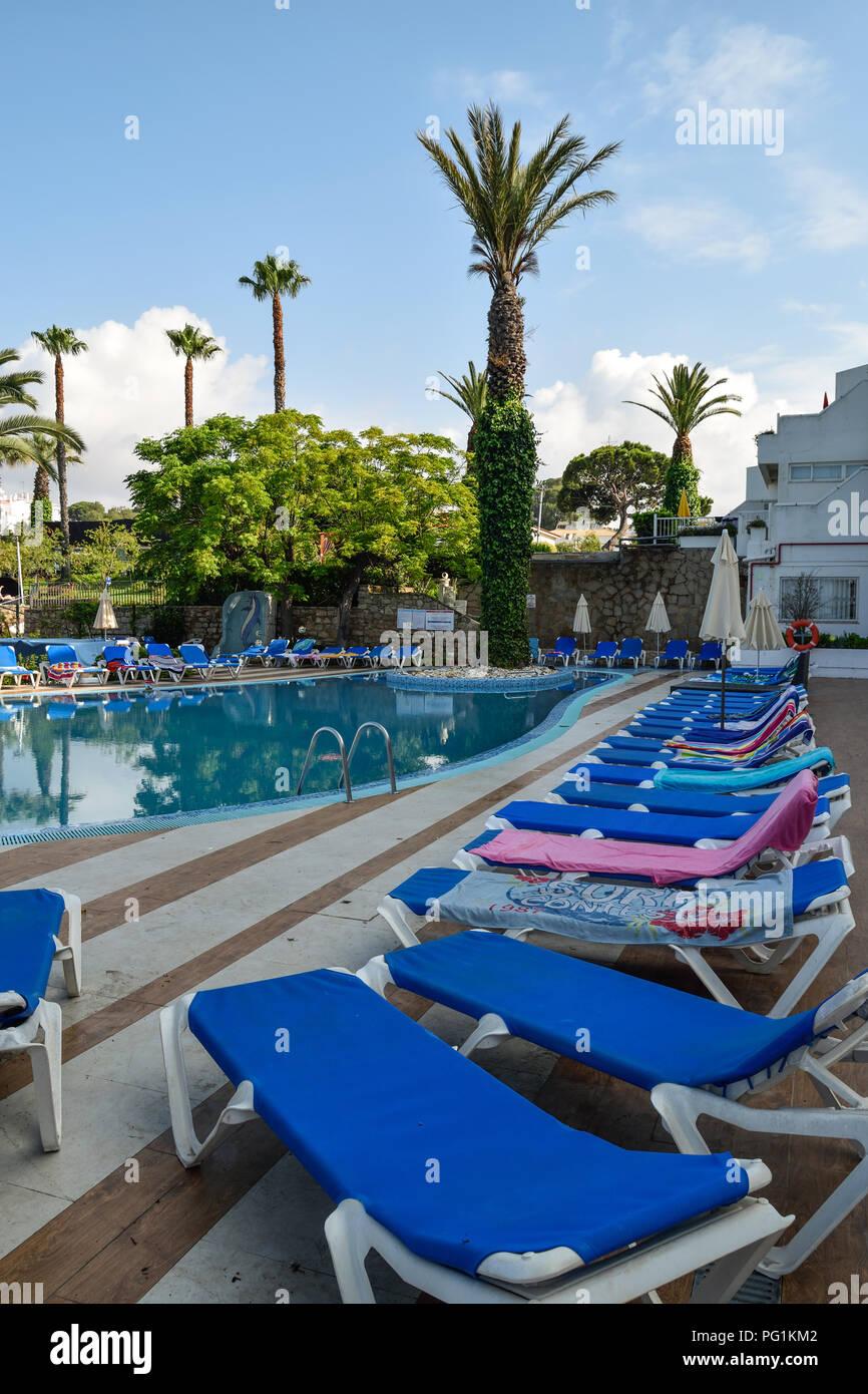 MGM MUTHU HOTELS - Stock Image