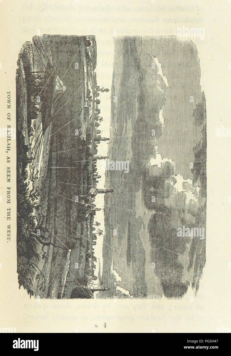 Image  from page 317 of '[Travels in Palestine, through the countries of Bashan and Gilead, east of the River Jordan including a visit to the cities of Geraza and Gamala, in the Decapolis. [With plans and a portrait.]]' by T0009. Stock Photo