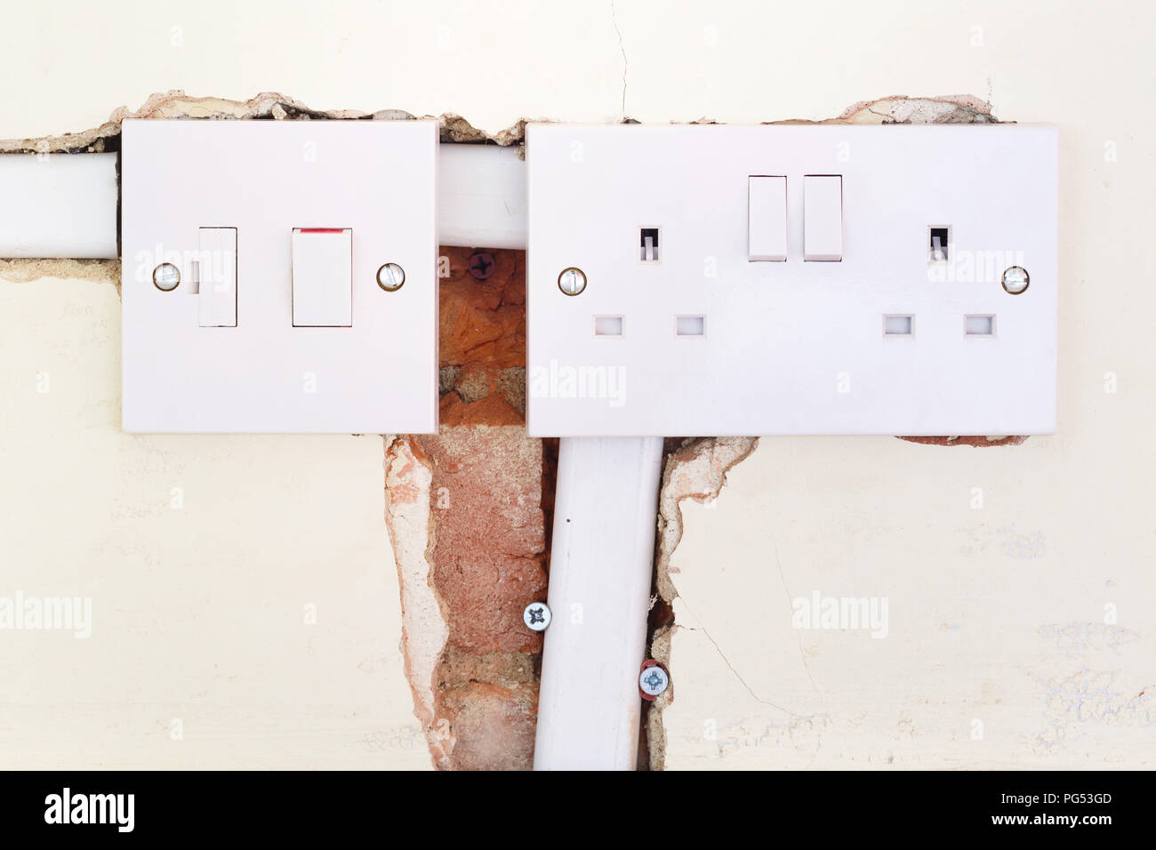 Re Wiring A Light Switch