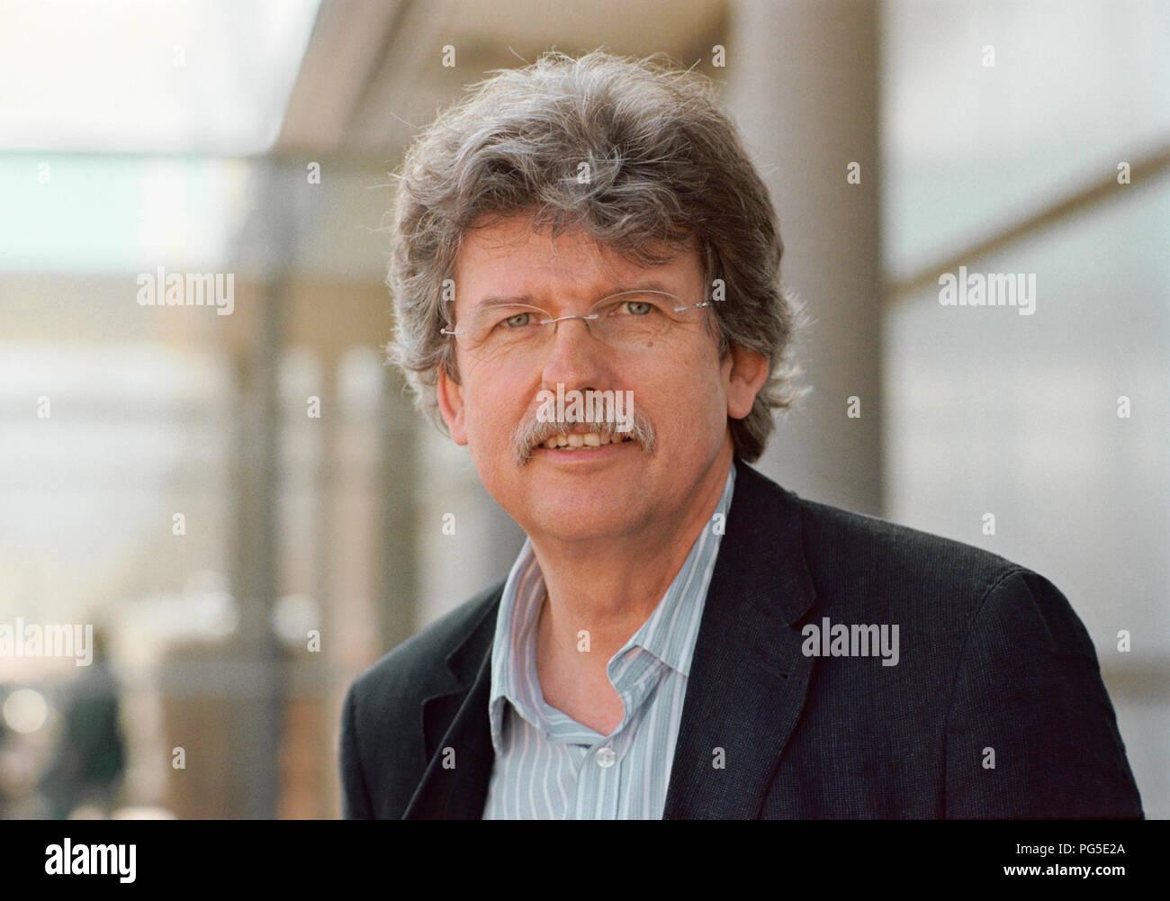 Georg Reuchlein (including the publisher Goldmann Verlag, Luchterhand Verlag) - 03/26/2012 - Stock Image