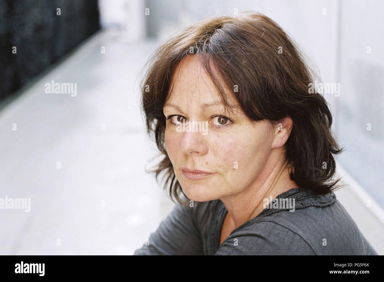 andrea Gerster, author Switzerland, - Stock Image