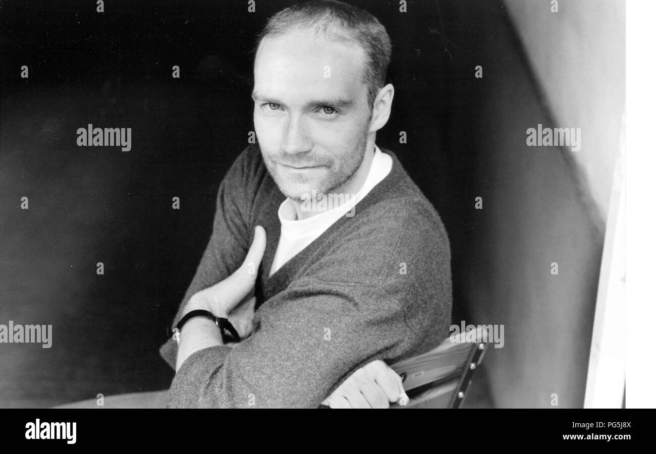John of Dueffel (born 1966) works as a playwright and dramaturg at the Schauspielhaus in Bonn. His Romandebuet 'From water' was awarded the Literature Prize aspects. Stock Photo