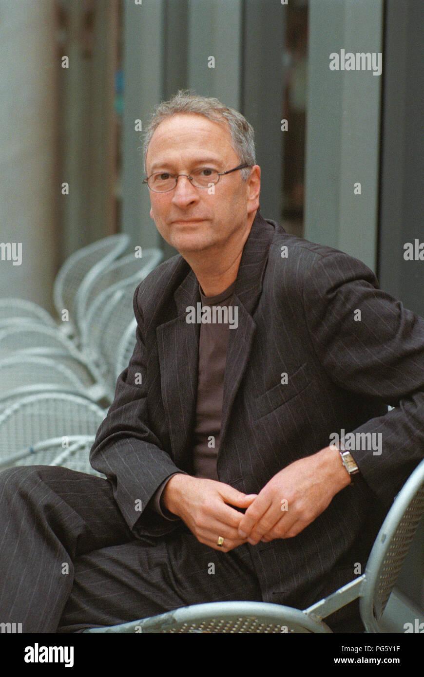 Thommie Bayer, German writer - 12.10.2011 - Stock Image