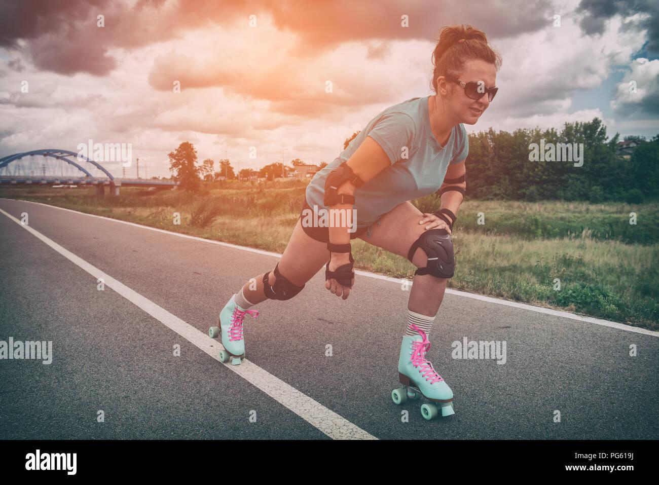 Roller Skates Stock Photos & Roller Skates Stock Images