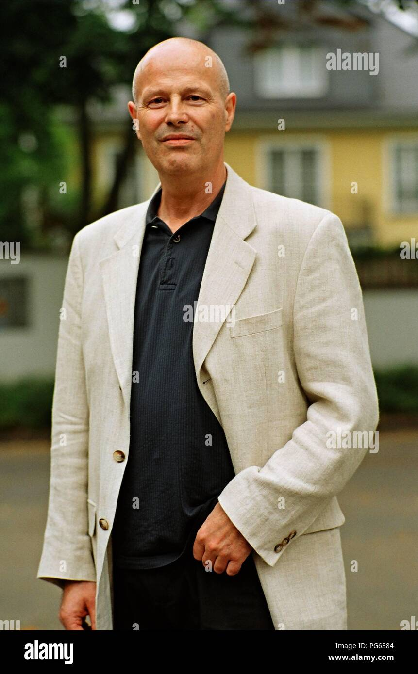 Silvio Blatter, Swiss writer. - Stock Image