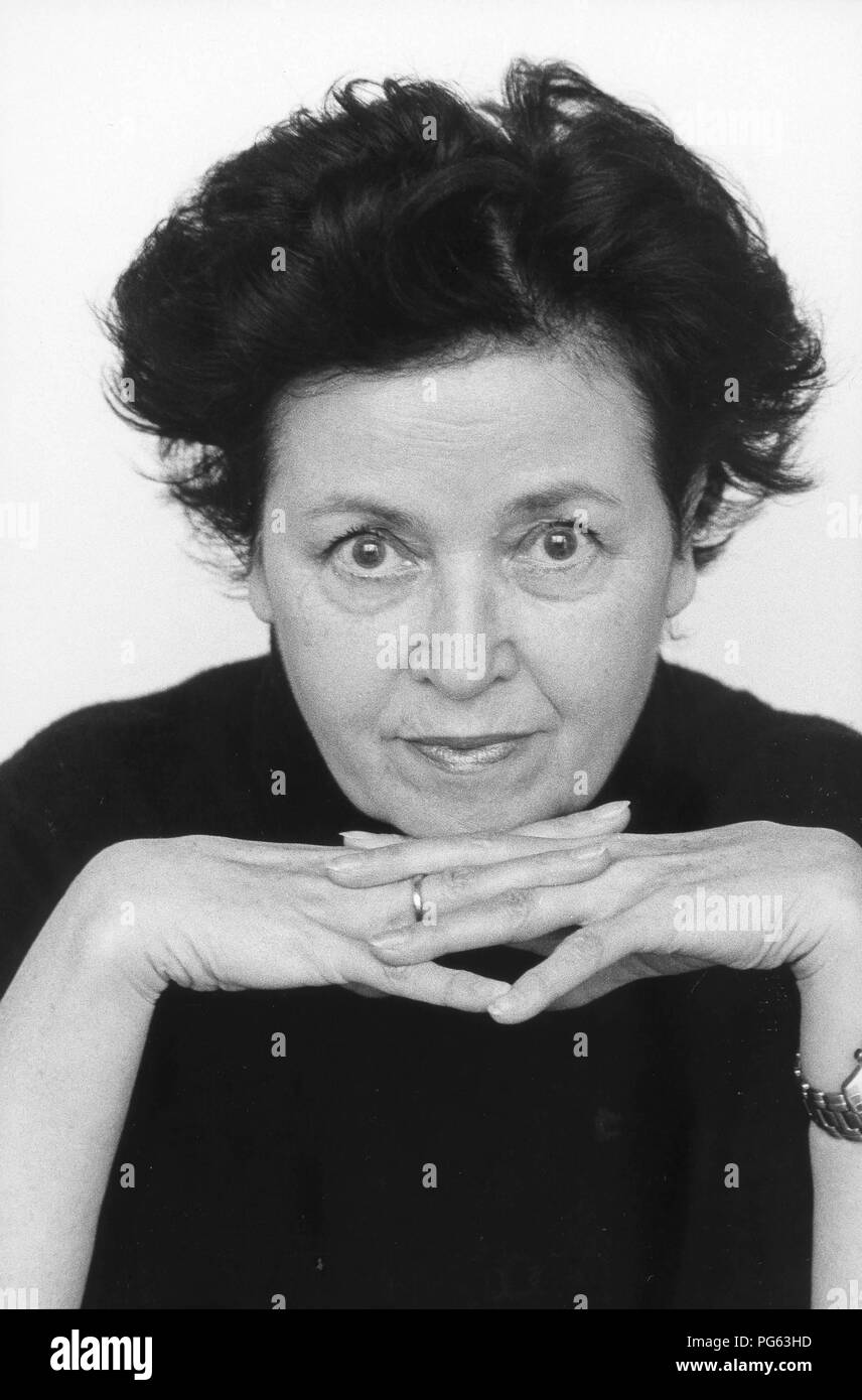 The German Author Asta Scheib