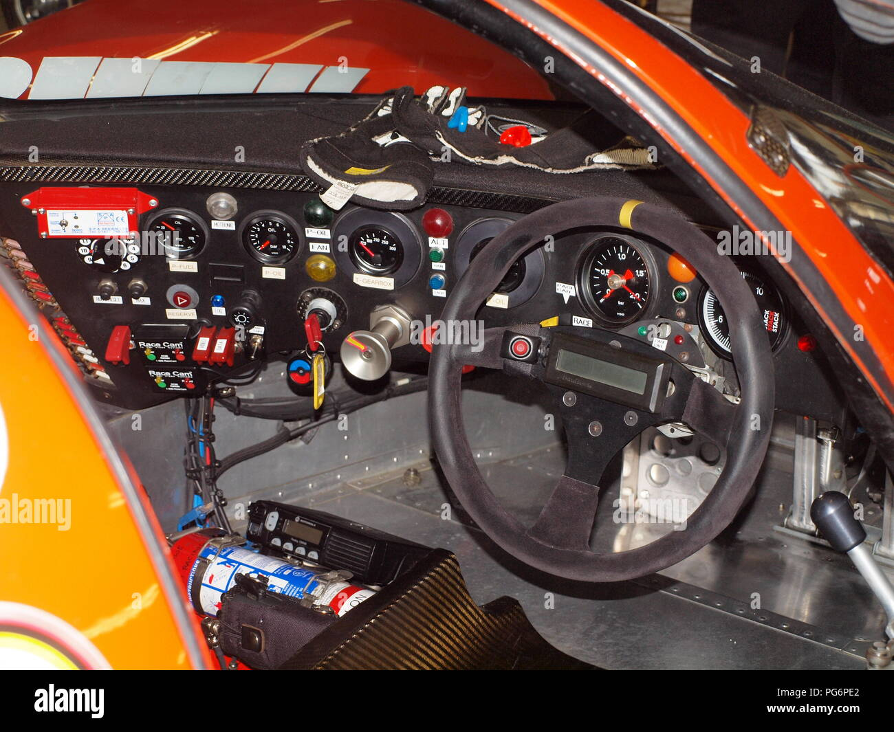 Race Car Cockpit High Resolution Stock Photography And Images Alamy