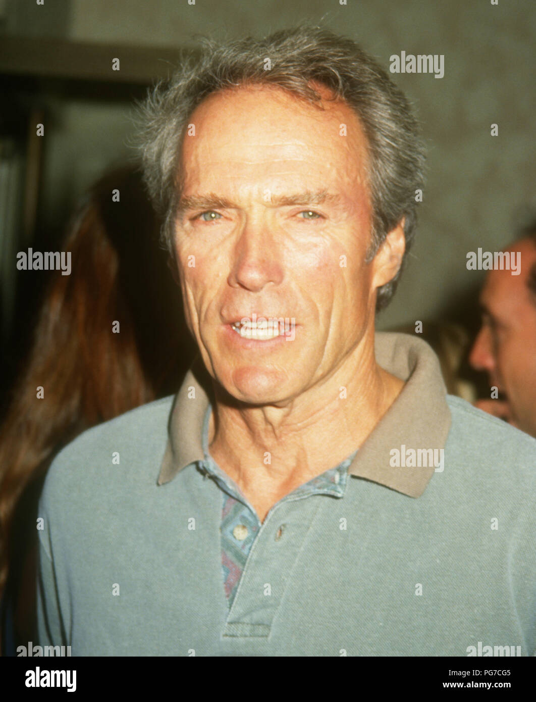 Actor Clint Eastwood Stock Photos & Actor Clint Eastwood Stock