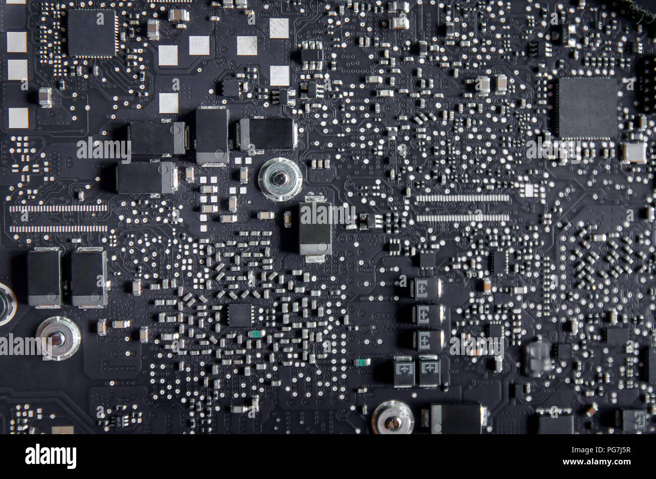 Circuit Board Repair Stock Photos Assembly Buy Electronic Circuits Boardcircuit Close Up Of And Computer Hardware Repairing Technology