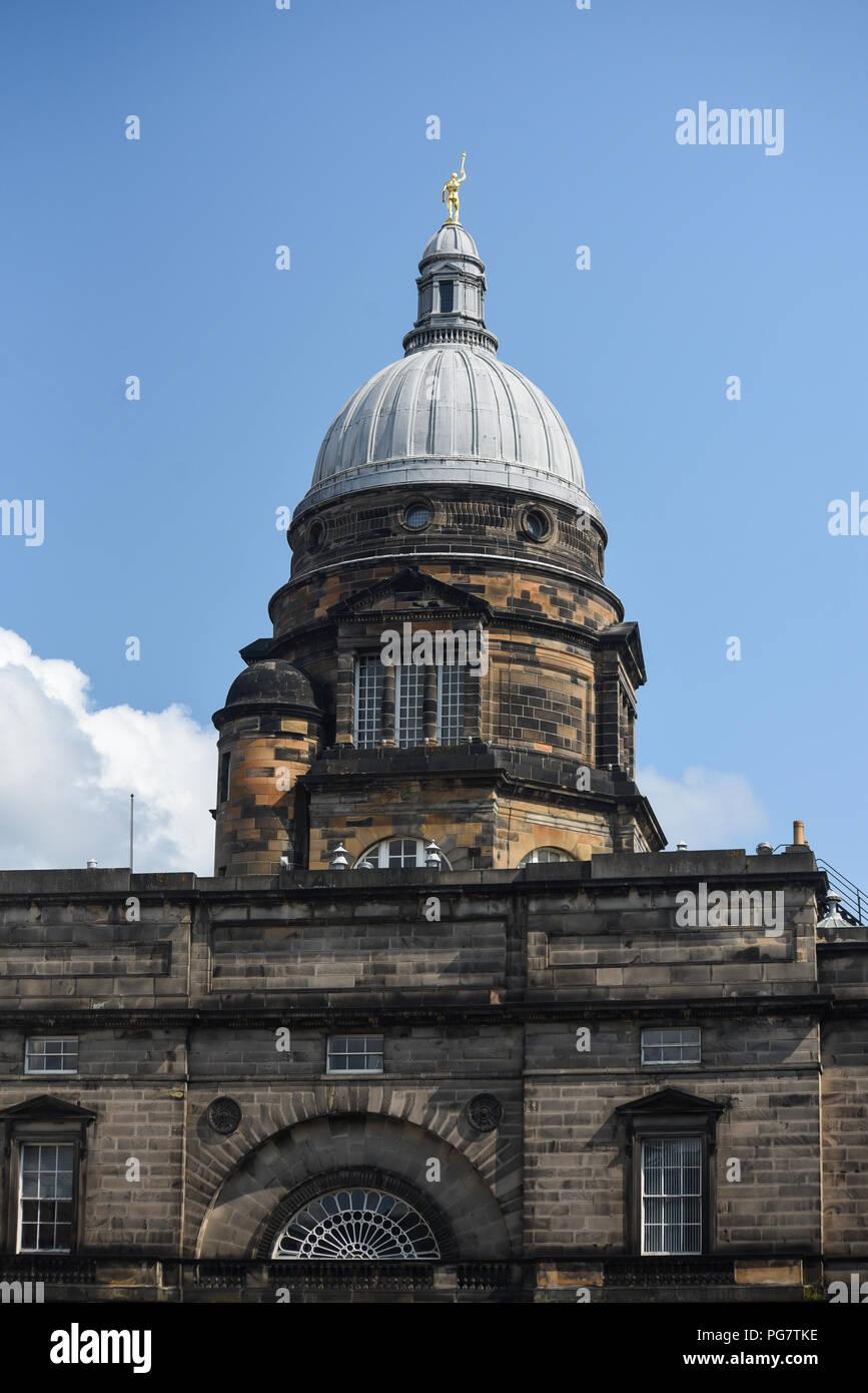 historic buildings in Edimburgh,Scotland - Stock Image