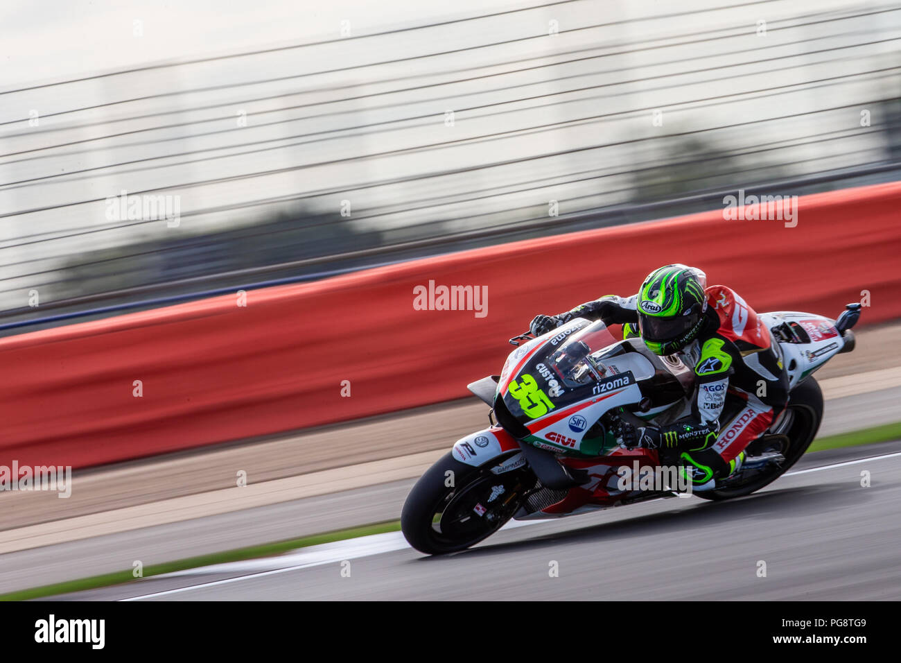 Silverstone Race Circuit Northamptonshire Uk 25th Aug 2018