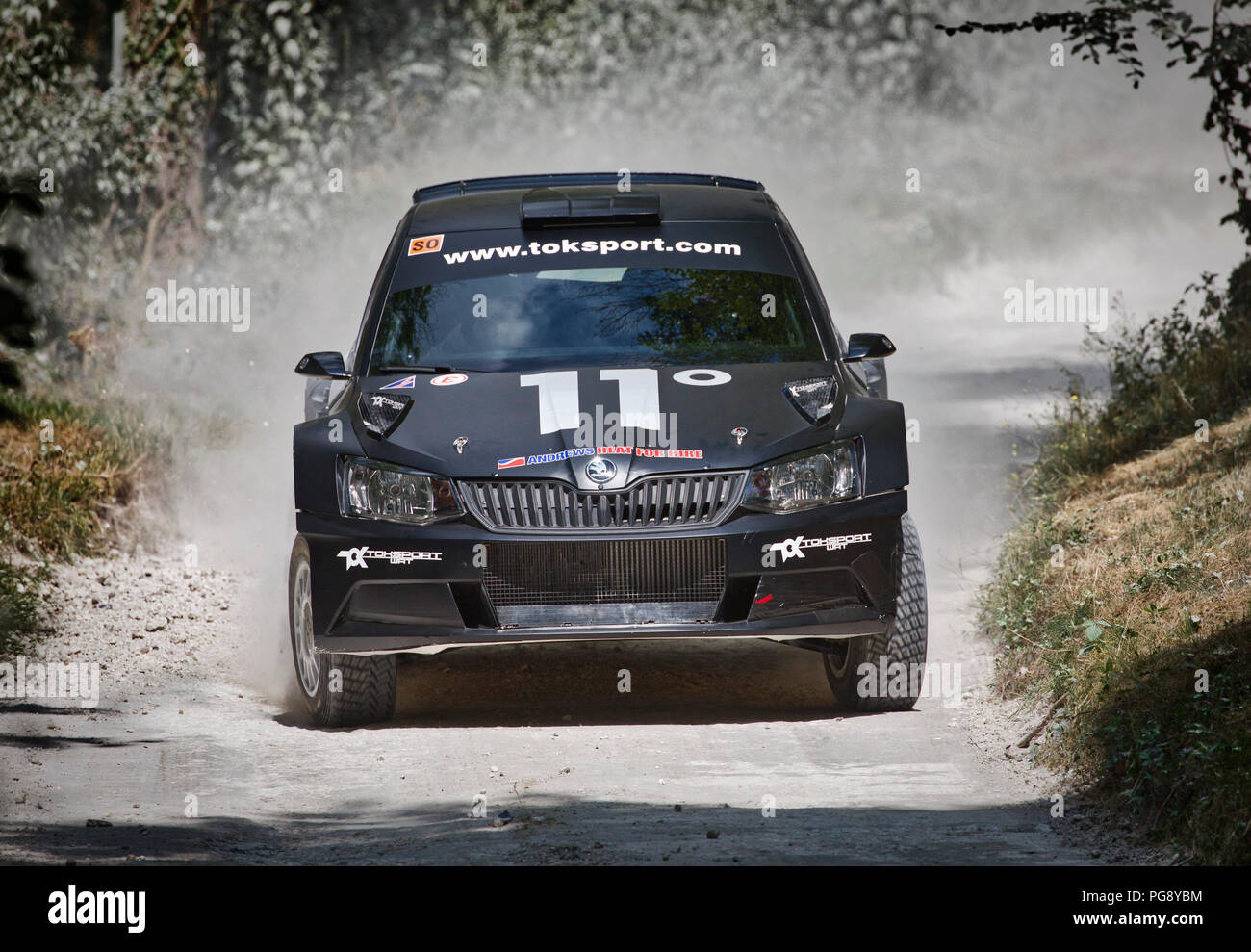 Skoda Fabia R5 High Resolution Stock Photography And Images Alamy