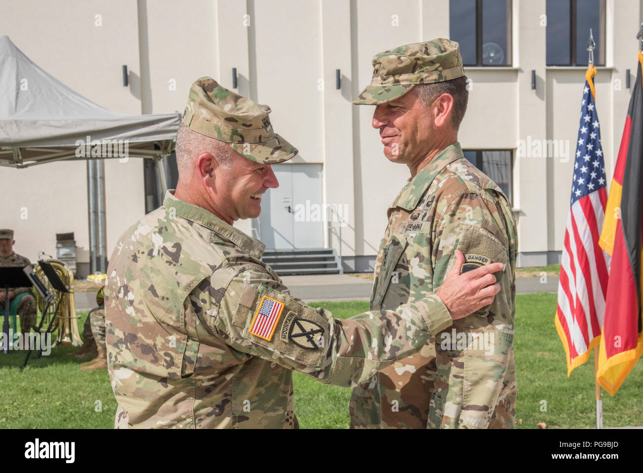 Lt Gen Christopher G Cavoli Commander Of United States Army