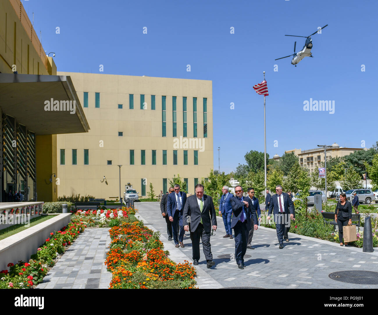 U S Embassy Kabul High Resolution Stock Photography And Images Alamy