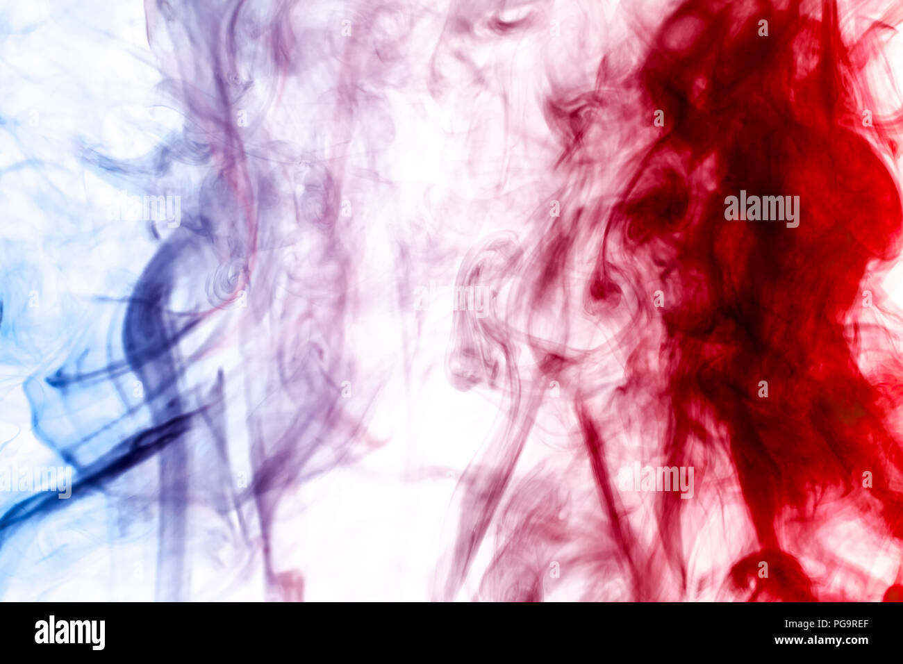 thick red blue smoke on a white isolated background background from the smoke of vape stock photo alamy https www alamy com thick redblue smoke on a white isolated background background from the smoke of vape image216574919 html