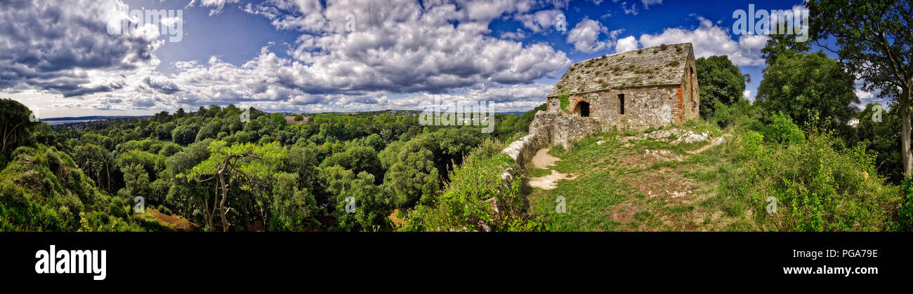 GB - DEVON: St. Michael's Chapel on Chapel Hill, Torquay - Stock Image
