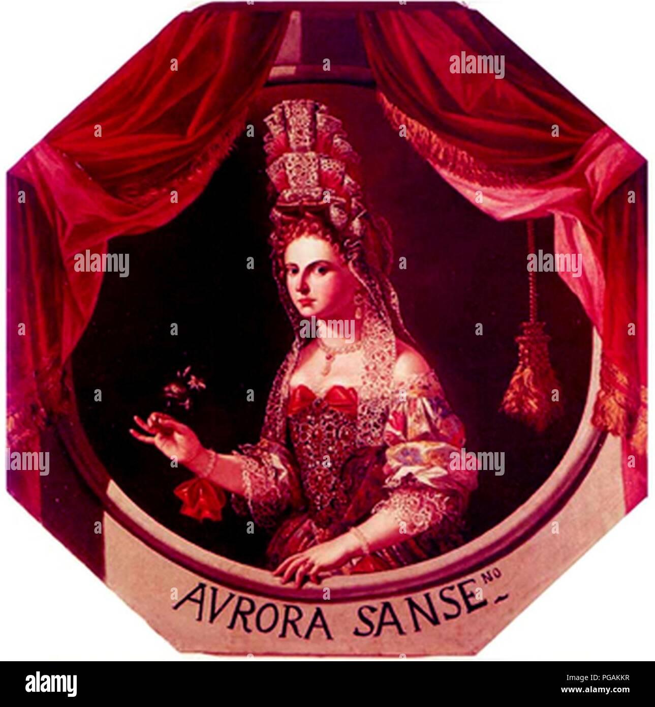 Aurora Sanseverino 2. Stock Photo