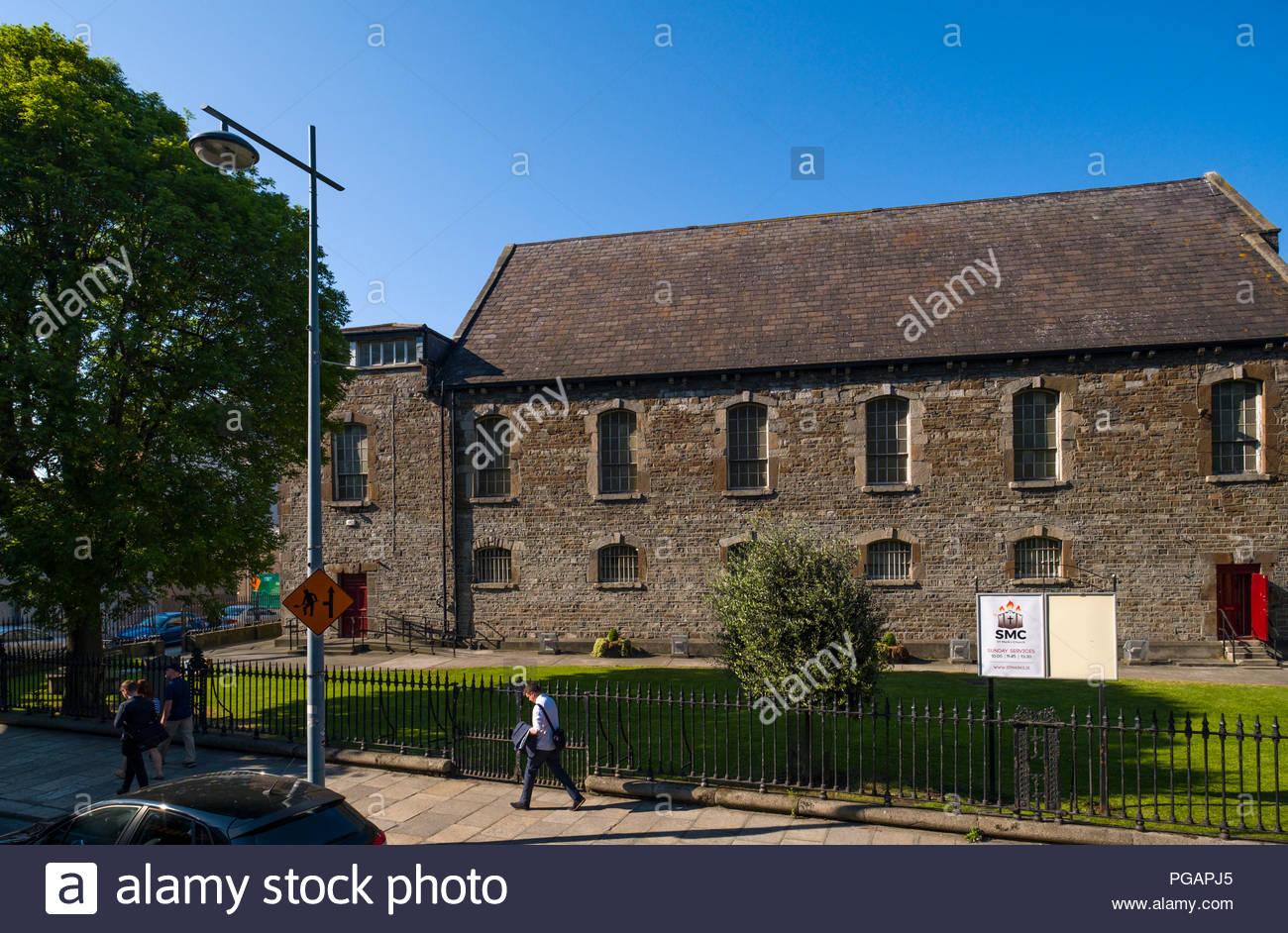 St. Marks Church, Pearse Street, Dublin, Leinster, Ireland - Stock Image