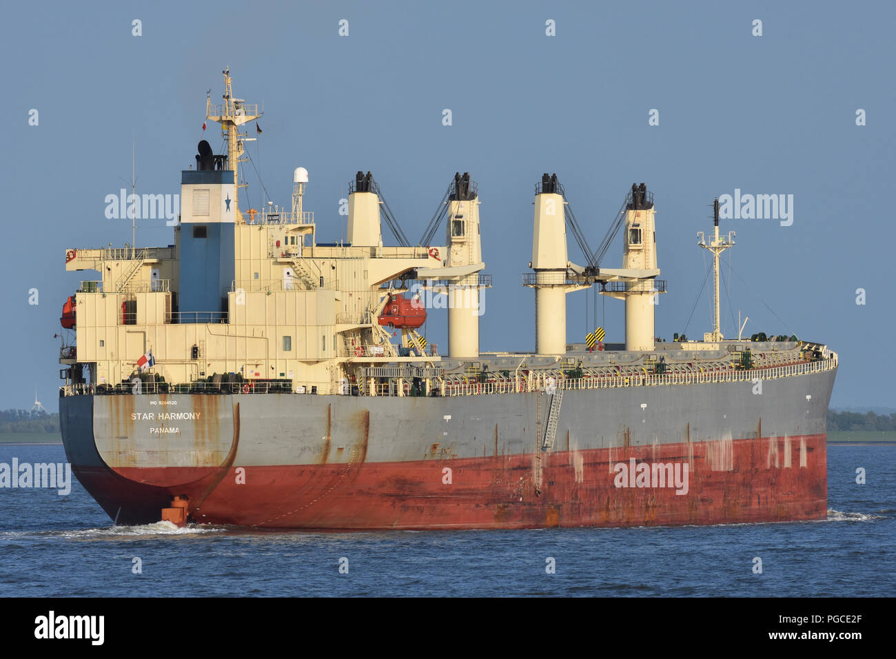 Bulk-Carrier Star HarmonyStock Photo