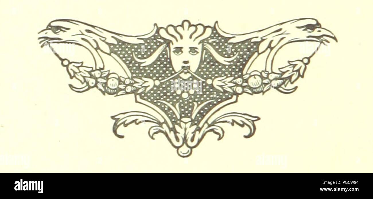 Image  from page 24 of 'The Last Drawing Room. A novel' . - Stock Image