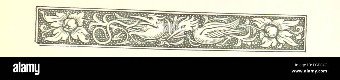 Image  from page 59 of 'The Last Drawing Room. A novel' . - Stock Image