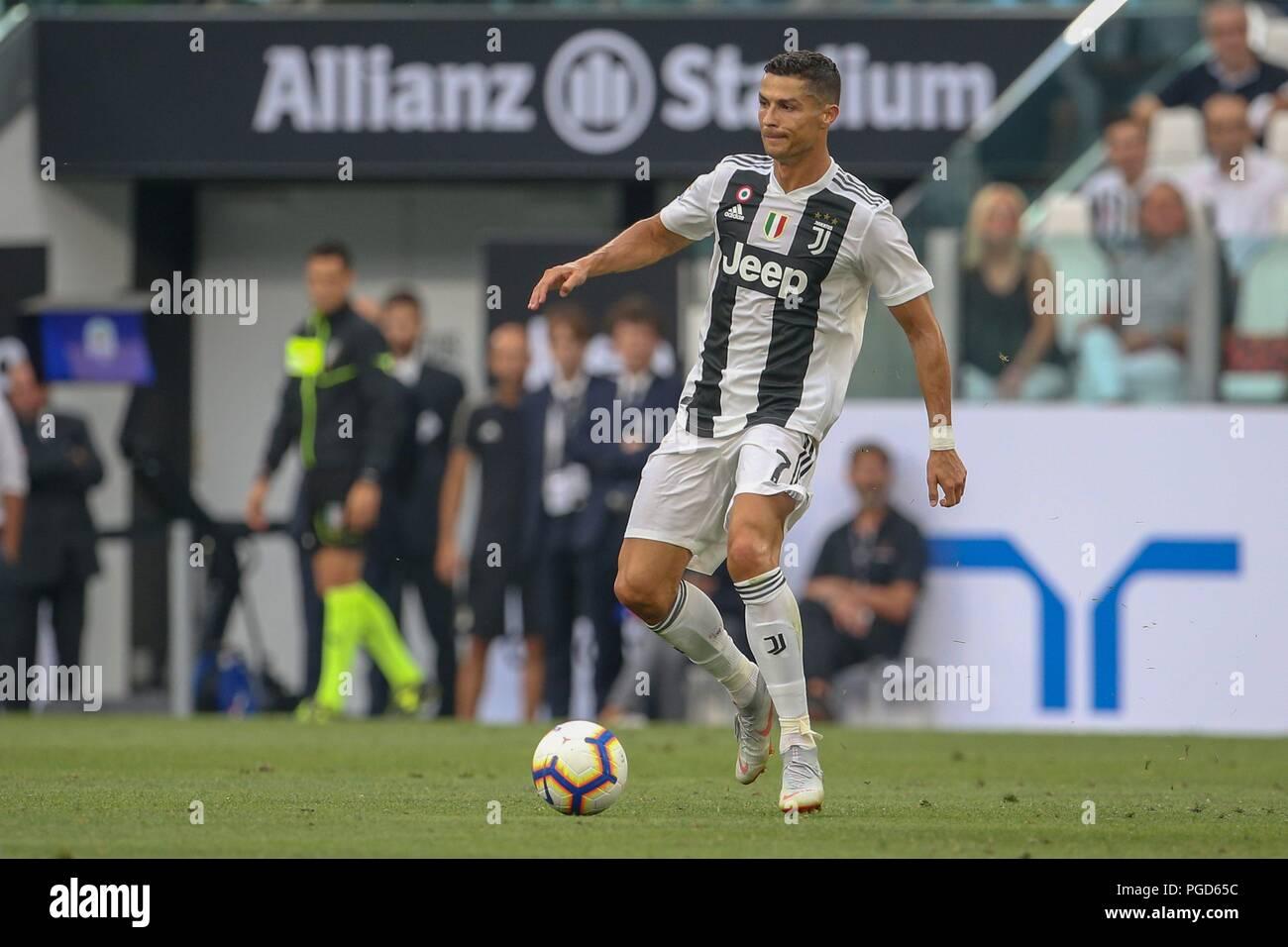 Turin Italien 25th Aug 2018 Firo 25 08 2018 Football