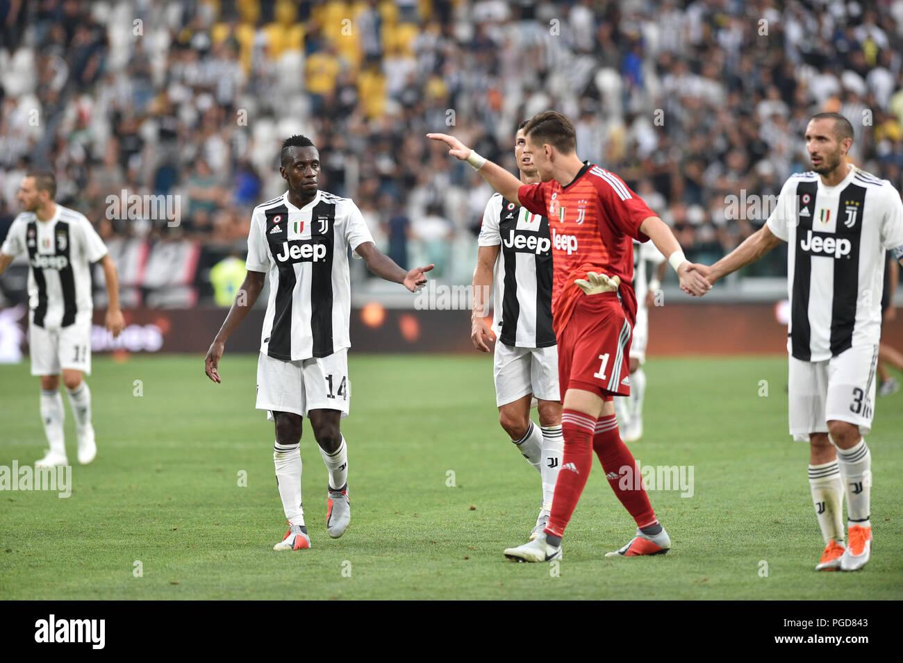 online store 7a52a ebf42 Turin, Italy. 25th Aug, 2018. Wojciech Szczesny (Juventus FC ...