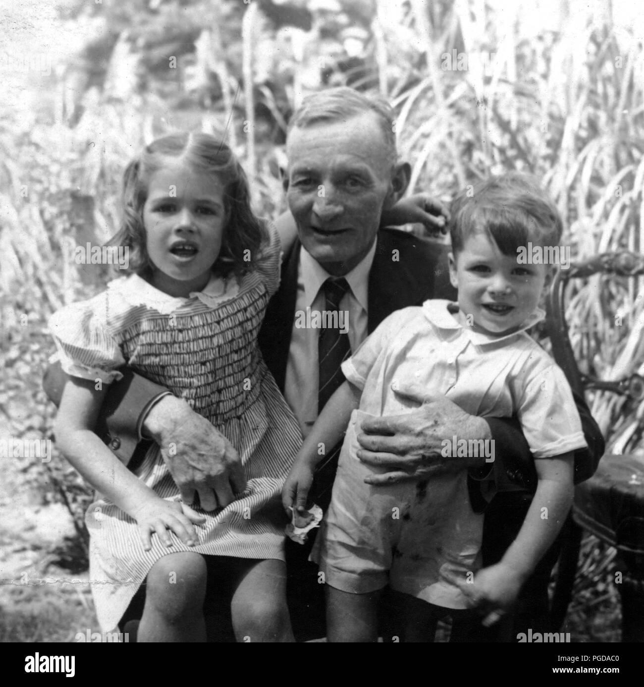 Sidney Mccain Daughter: Senator John Mccain Black And White Stock Photos & Images