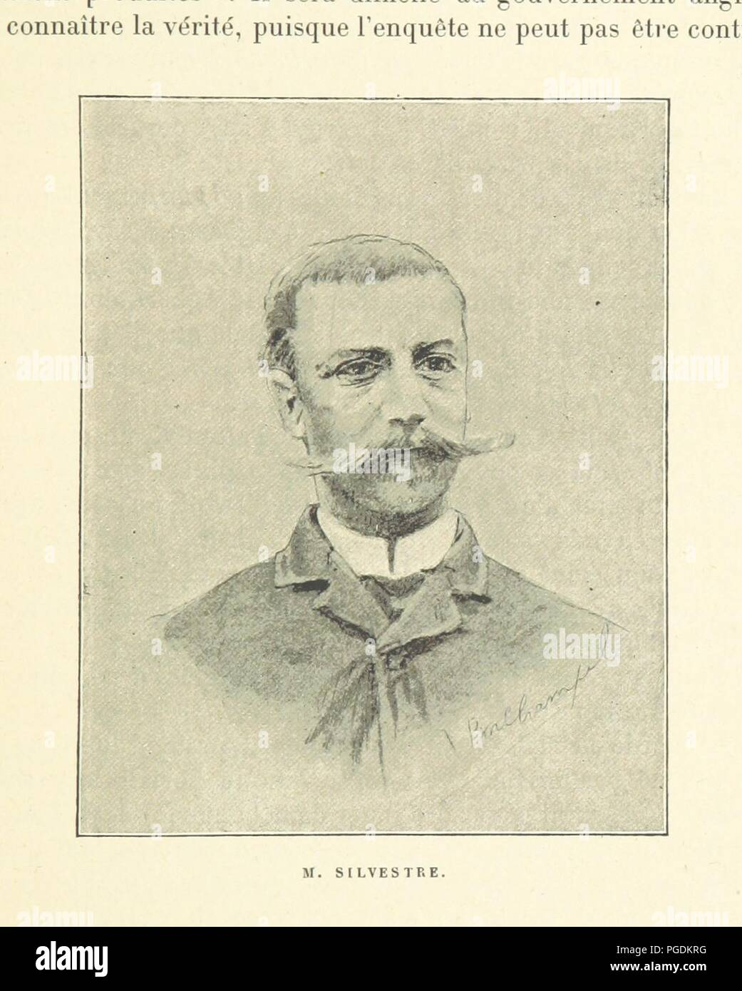 Image  from page 161 of 'A la Conquête du Tchad. Avec 29 gravures, etc' . - Stock Image