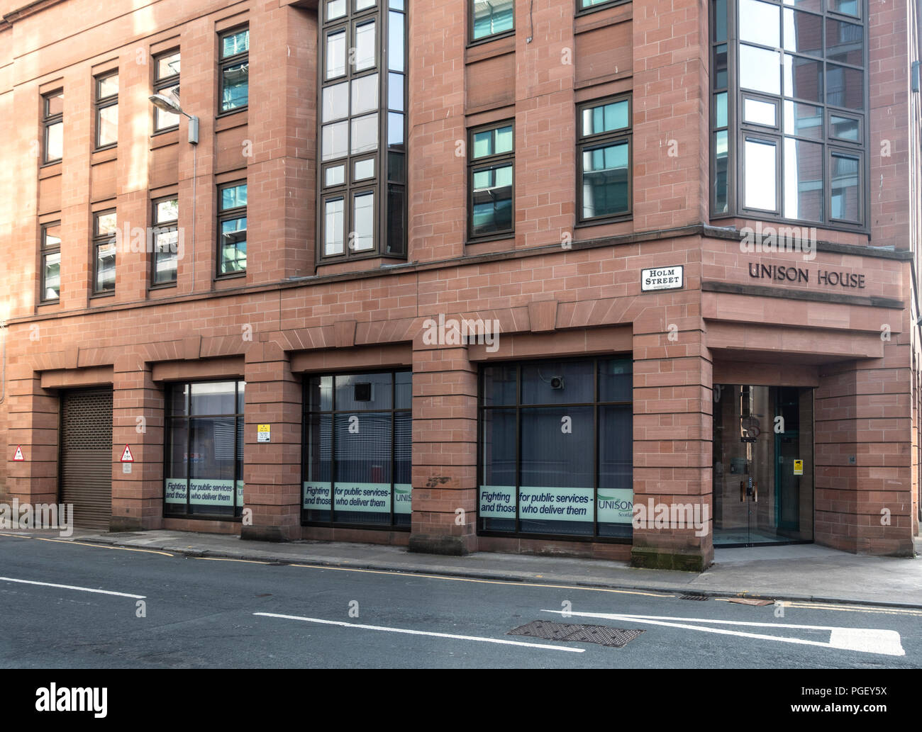Trade union stock photos trade union stock images alamy for Unison house