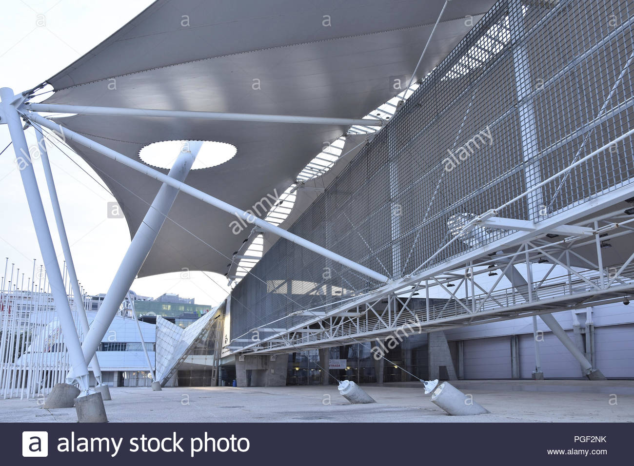 Fabric Canopy High Resolution Stock Photography And Images Alamy