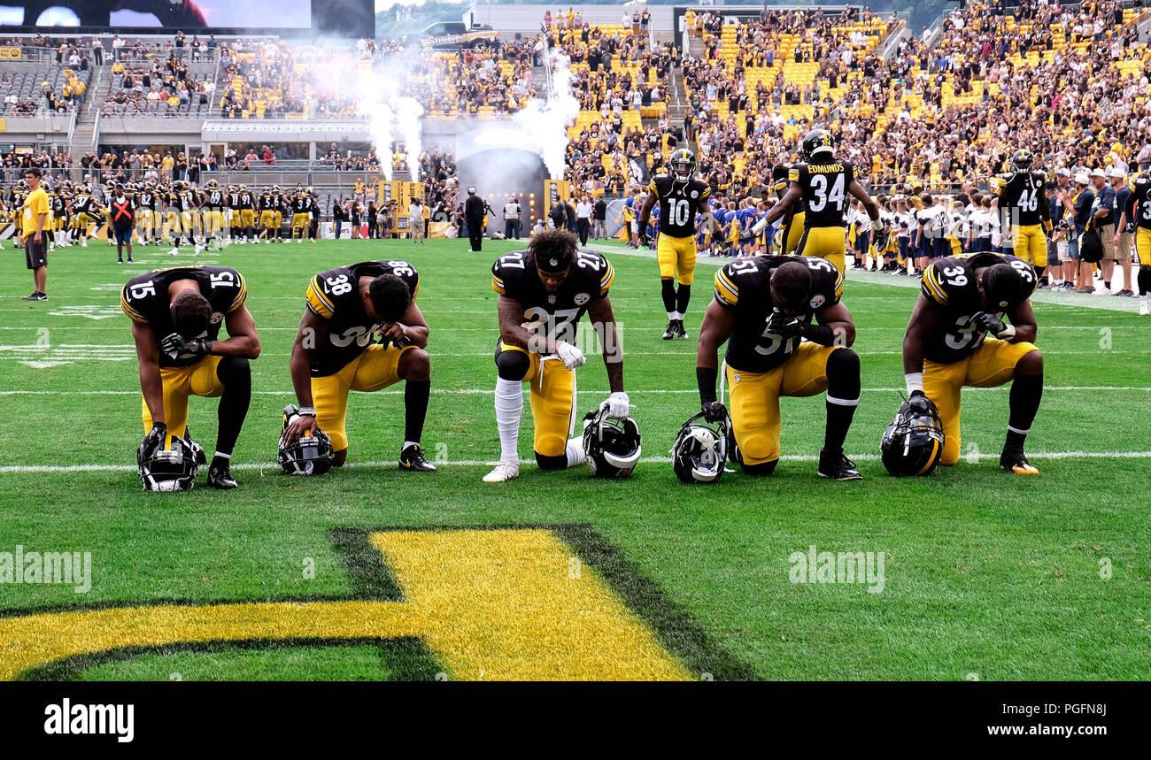 Steelers trey griffey steelers malik reaves steelers marcus allen steelers  jon bostic steelers malik golden during 92c3593c0