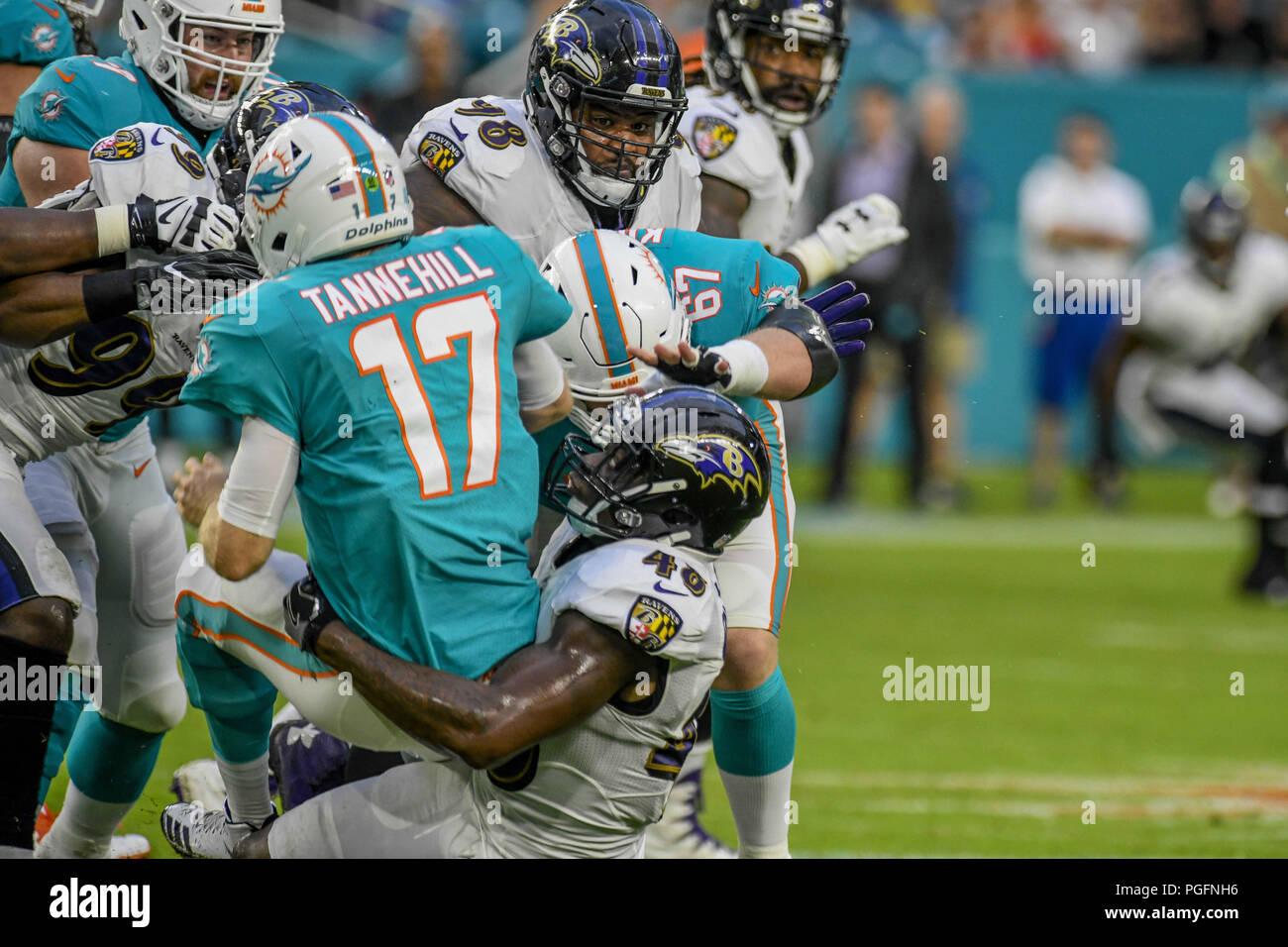 Tannehill Miami Dolphins Stock Photos & Tannehill Miami Dolphins ...