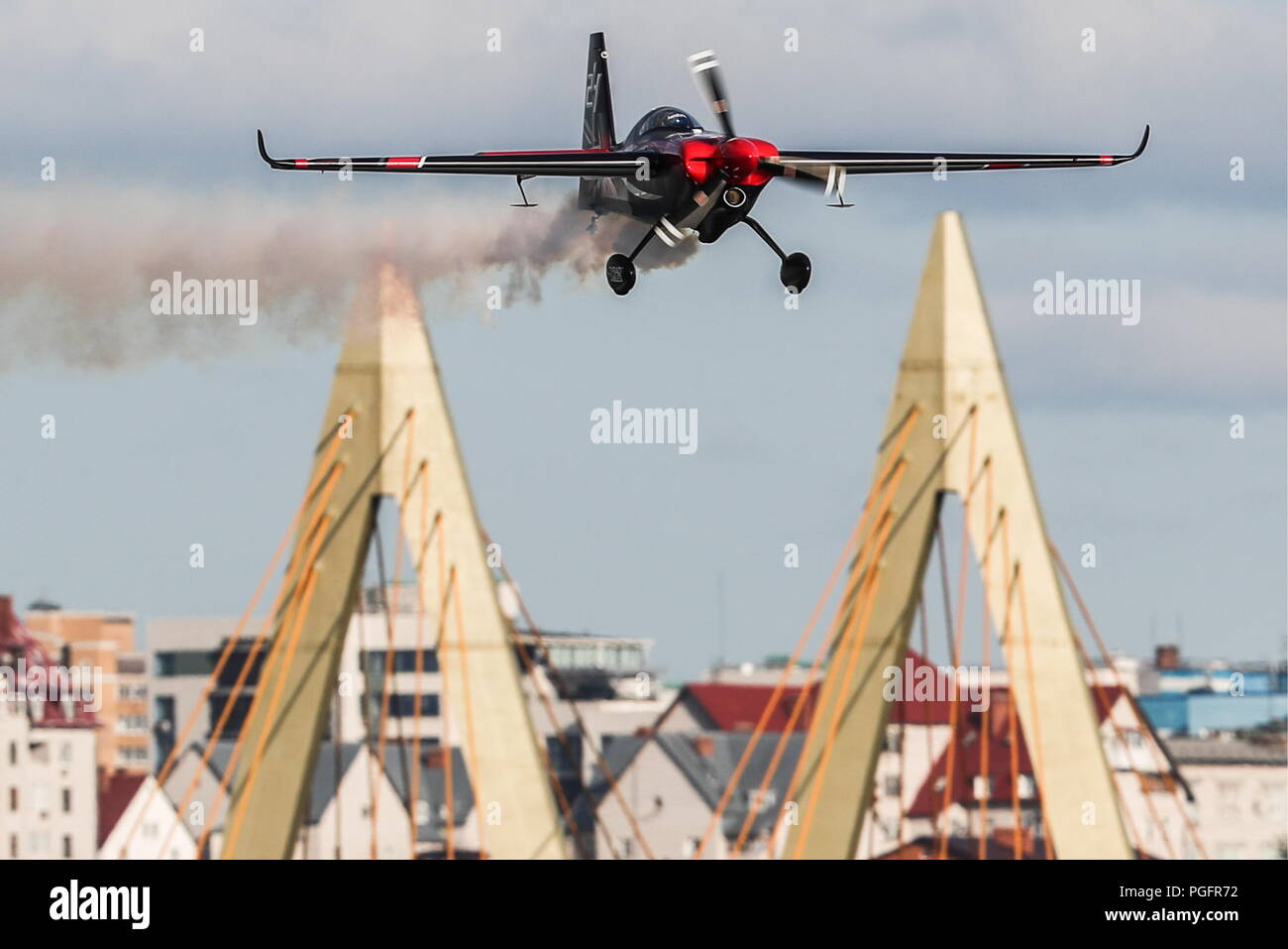 Red Bull Air Race World Championship 2018 Stock Photos & Red