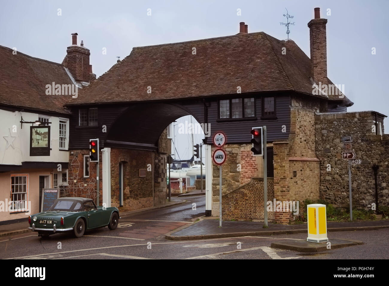 Sandwich In Kent Stock Photos Sandwich In Kent Stock Images Alamy